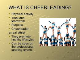 cheerleading is it a sport