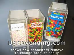 Vendstar Vending Machines Impressive Vendstar 48 Vending Machines By Multivend Bulk Candy Vending