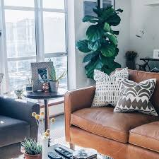 Best Brown Leather Sofa Living Room Best 20 Leather Couch Decorating
