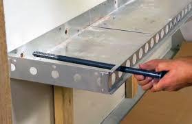 innovis invisibolt floating shower bench support system