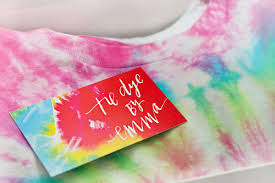 tie dye business cards business card for tie dye by emma the best of business card design