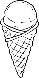 empty ice cream cone coloring page. Unique Cream Ice Cream Cone Coloring Page Picture Of To Color    In Empty Ice Cream Cone Coloring Page E