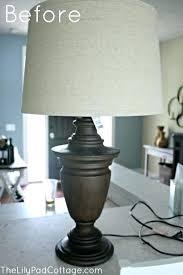 chalk paint lamp painting lamps chalk painted lamp makeover painting lamp shades black chalk paint brass chalk paint