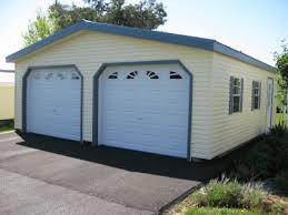 2 car garage dimensions