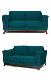 Navy Blue Loveseat Sleeper Outdoor Cushions Cobalt Cover