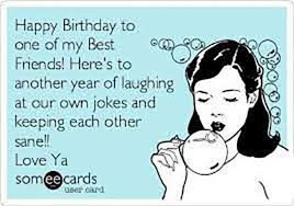 Birthday Quotes For Friend Awesome 48 Funny Birthday Quotes To Send To Your Best Friend On Her Big Day