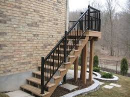 d rona s photo gallery aluminum glass and vinyl aluminum stair railing systems