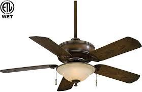 walnut ceiling fan wet outdoor walnut ceiling fan with light minka aire napoli walnut finish ceiling