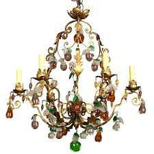 multi colored crystal chandelier breathtaking glass gypsy tree chandeliers design with candle and mini