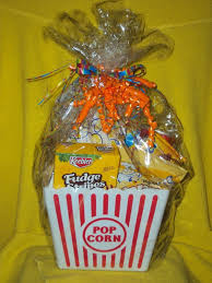 night gift basket fully loaded treats with your fave