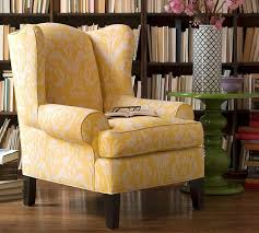 appealing yellow club chair fabolous yellow wingback chair design ideas rilane