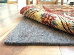 soundproof carpet pad with backing rug felt safe for all floors extra thick add cushion sound best soundproofing carpet padding rug