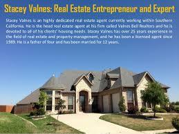 Stacey Valnes Real Estate Entrepreneur And Expert