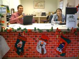 christmas themes for the office. Unique For Office Christmas Decorating Themes Decorations Stocking Ideas Funny    For Christmas Themes The Office T