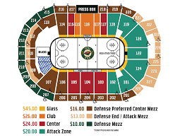 Iowa Event Center Seating Chart Minnesota Wild Seating Chart Iowa Related Keywords