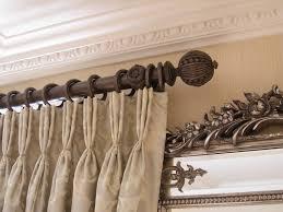 curtain poles with rod