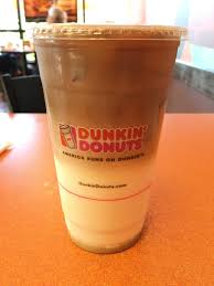 Be sure you are very specific though, its odd to ask for decaff. Dunkin Donuts Iced Snickerdoodle Macchiato Review Fast Food Geek