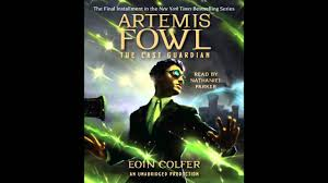 artemis fowl 8 the last guardian by eoin colfer and read by nathaniel parker audiobook excerpt