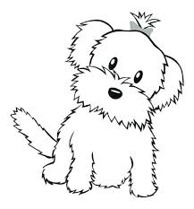Dog Coloring Pages To Print Cats And Dogs Coloring Pages Printable