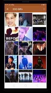 EXO: GIFs Collection for Android - APK ...