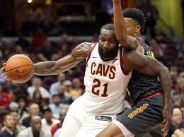 kendrick perkins cavs. Beautiful Cavs Cleveland Cavaliers Vs Atlanta Hawks October 4 2017 Kendrick Perkins  In Cavs V