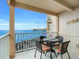 Experience an Ocean Front Lanai at Sea Village 1101! Starting at $169 a  night