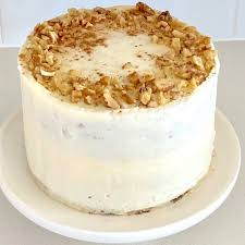 carrot cake without cream cheese