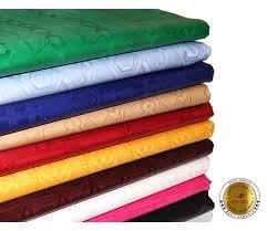 2019 <b>Good Quality West</b> Africa Bazin Riche Guinea Brocade Cotton ...