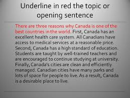 how to write a basic paragraph ppt video online 4 underline