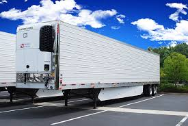 Image result for Refrigerated trailer