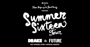 Bridgestone Arena Seating Chart Drake Drake Summer Sixteen Tour With Future And Special Guests