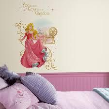 disney princess giant wall sticker sleeping beauty