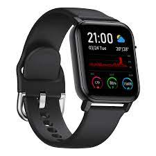 C4U F3 Akıllı Saat - IP68 - Siyah - (Android ve iPhone Fiyatı