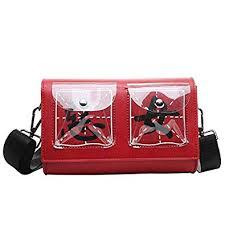 Generic <b>Women</b> China Character Leather <b>shoulder messenger bags</b> ...