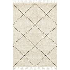 macedo fringed rug