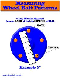 20 Rigorous Wheel Bolt Circle Chart
