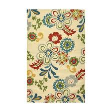 Small Picture Home Decorators Collection Tilly Ivory 5 ft x 8 ft Area Rug