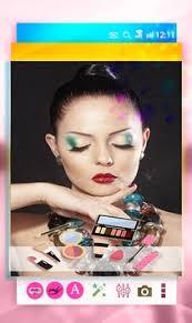 photo makeup editor poster