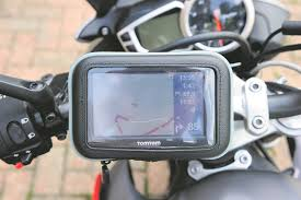 Product Review Rider Mount Sat Nav Case Mcn