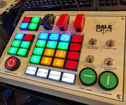 How to Make a Custom Control Panel for Elite Dangerous, or Any Other Game :  7 Steps (with Pictures) - Instructables