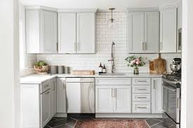 20 Gray Kitchen Cabinets For The Outstanding Cooking Space