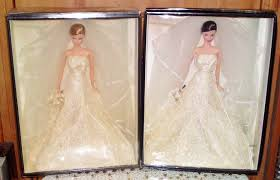 <b>Carolina Herrera</b> Bride Barbies (Gold & <b>Platinum</b> Labels) | Flickr