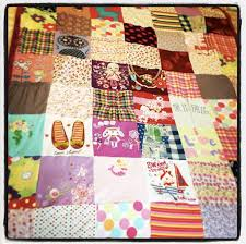 How to make your own memory quilt | arts & crafts | Pinterest ... & How to make your own memory quilt Adamdwight.com