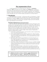 Introduction Essay Examples About Yourself Conclusion Example For