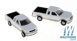 Atlas - American Trucks - Ford F-150 Pickup w/Two-Tone Paint; 2-pack ...