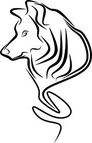 Tetování Vlk A Měsíc