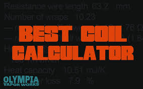 Fused Clapton Ohm Chart Best Coil Build Calculators Olympia Vapor Works