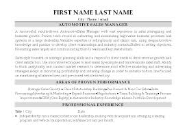 auto sales resume samples car sales manager resume printable planner template