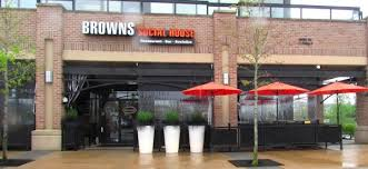 restaurant patio planters. Interesting Patio Greenscape Design Browns Socialhouse Outdoor Patio Decor With Restaurant Planters