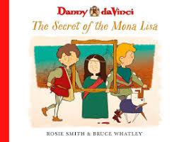 abc books 2018 isbn 9780733326059 age 5 remended art mona lisa leonardo da vinci presented in graphic novel form the funny tale of danny da